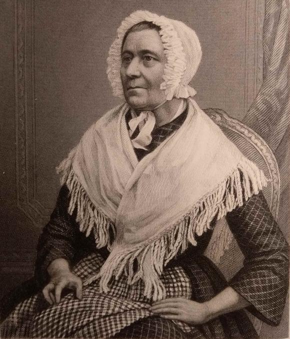 Portrait of Elizabeth (Betsi) Cadwaladr