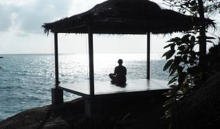 Wellness Branding Liz Ellery Meditation