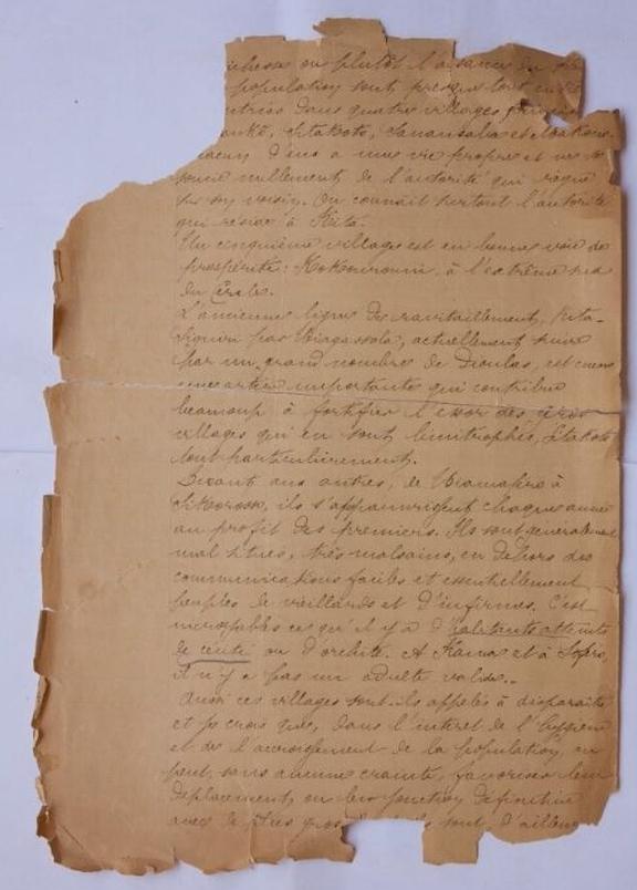 Endangered archives blog: Slavery