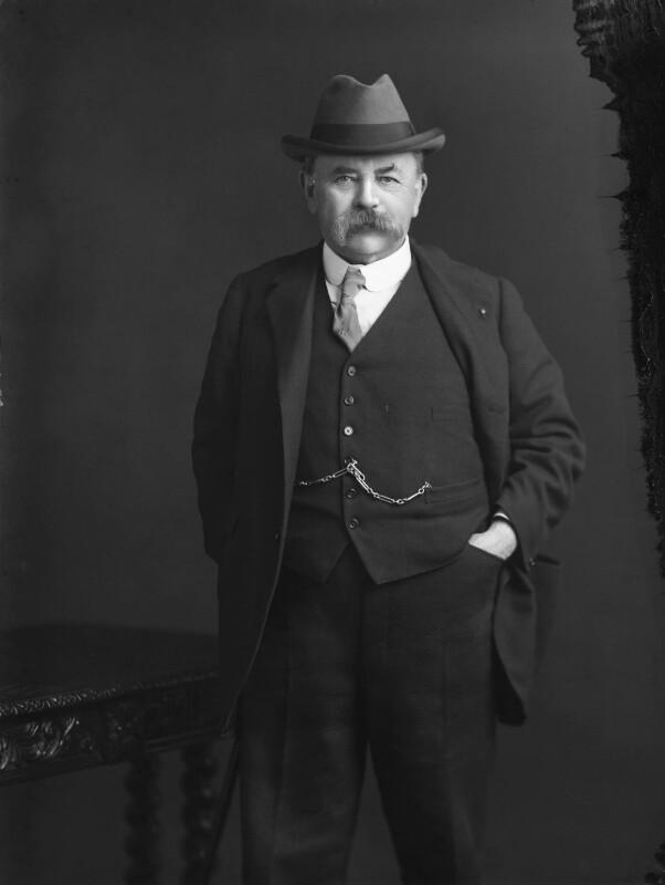 Rosmersholm Parker Portrait