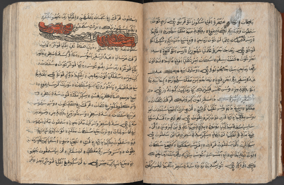 Menak Amir Hamza | British Library