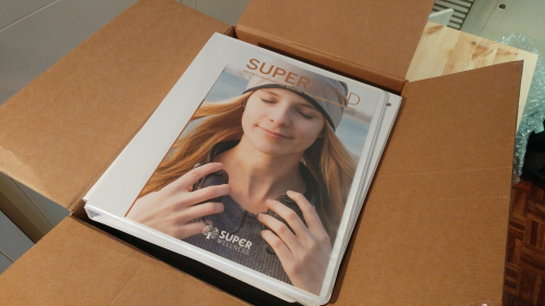 Image of SuperMind programme in an open box