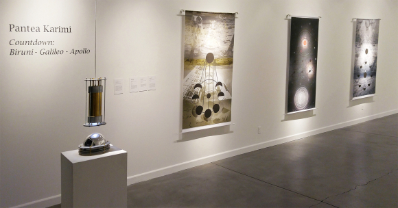 Installation view at Mercury 20 Gallery, Oakland, CA, USA