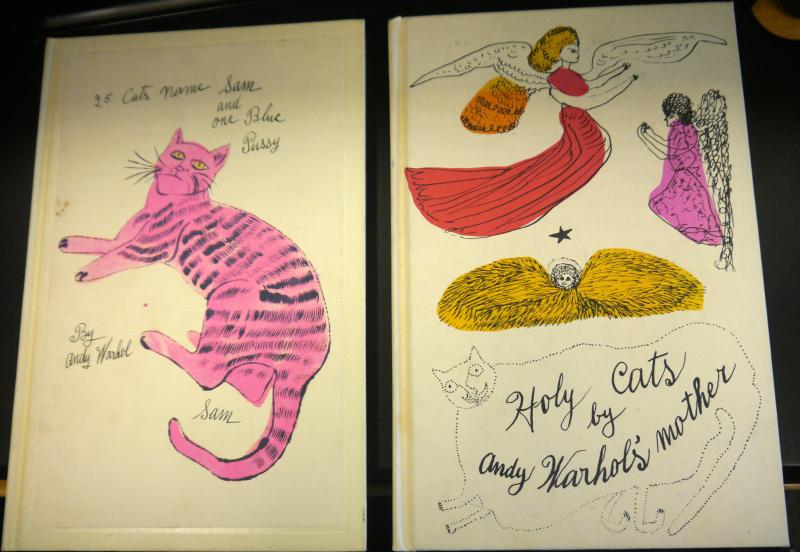 Warhola Cats
