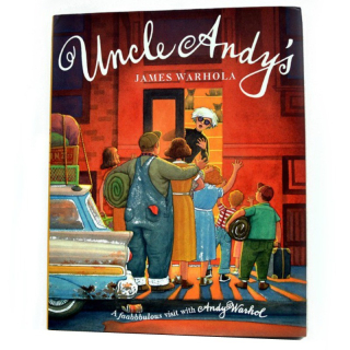 Cover of Uncle Andy's book