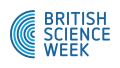 The logo of British Science Week