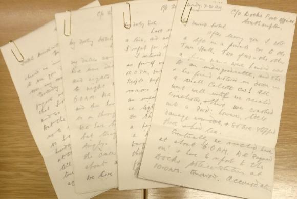 Garrod letters (Garrod Papers)