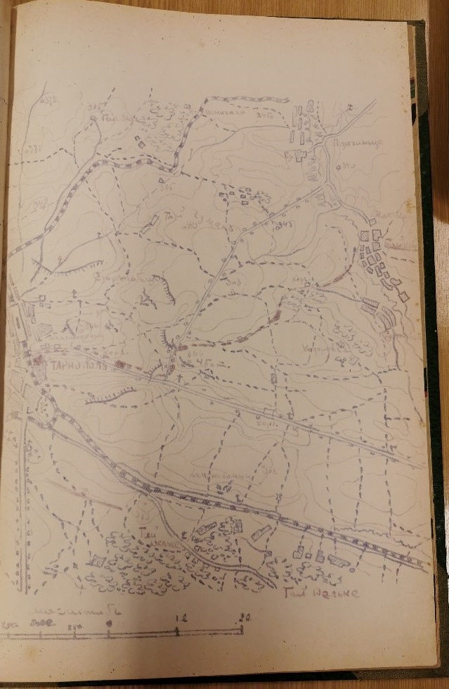 Finliandets historical map from issue 6