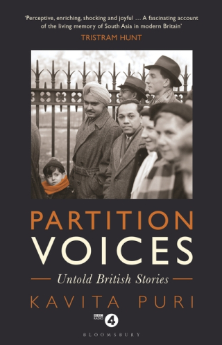 Partition Voices book cover