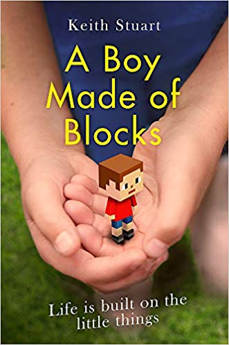Book cover for A Boy Made of Blocks