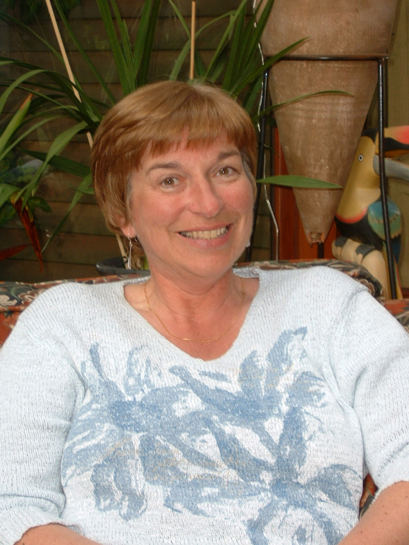 Photograph of Terri Bond
