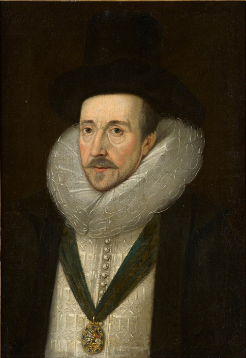Portrait of Henry Howard  Earl of Northampton
