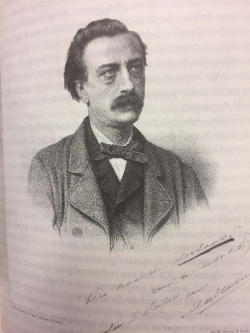 Portrait of Multatuli