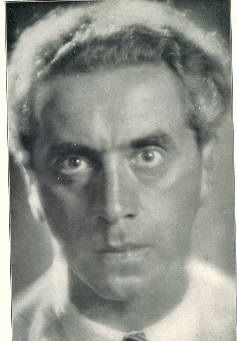 Photograph of Ernst Toller