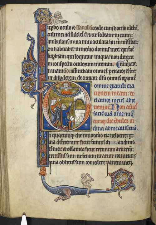 The Rutland Psalter