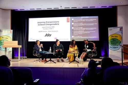 Inspiring Entrepreneurs Cultural Changemakers
