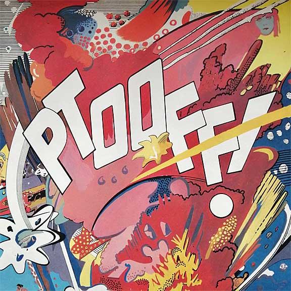 PTOOFF! album cover art