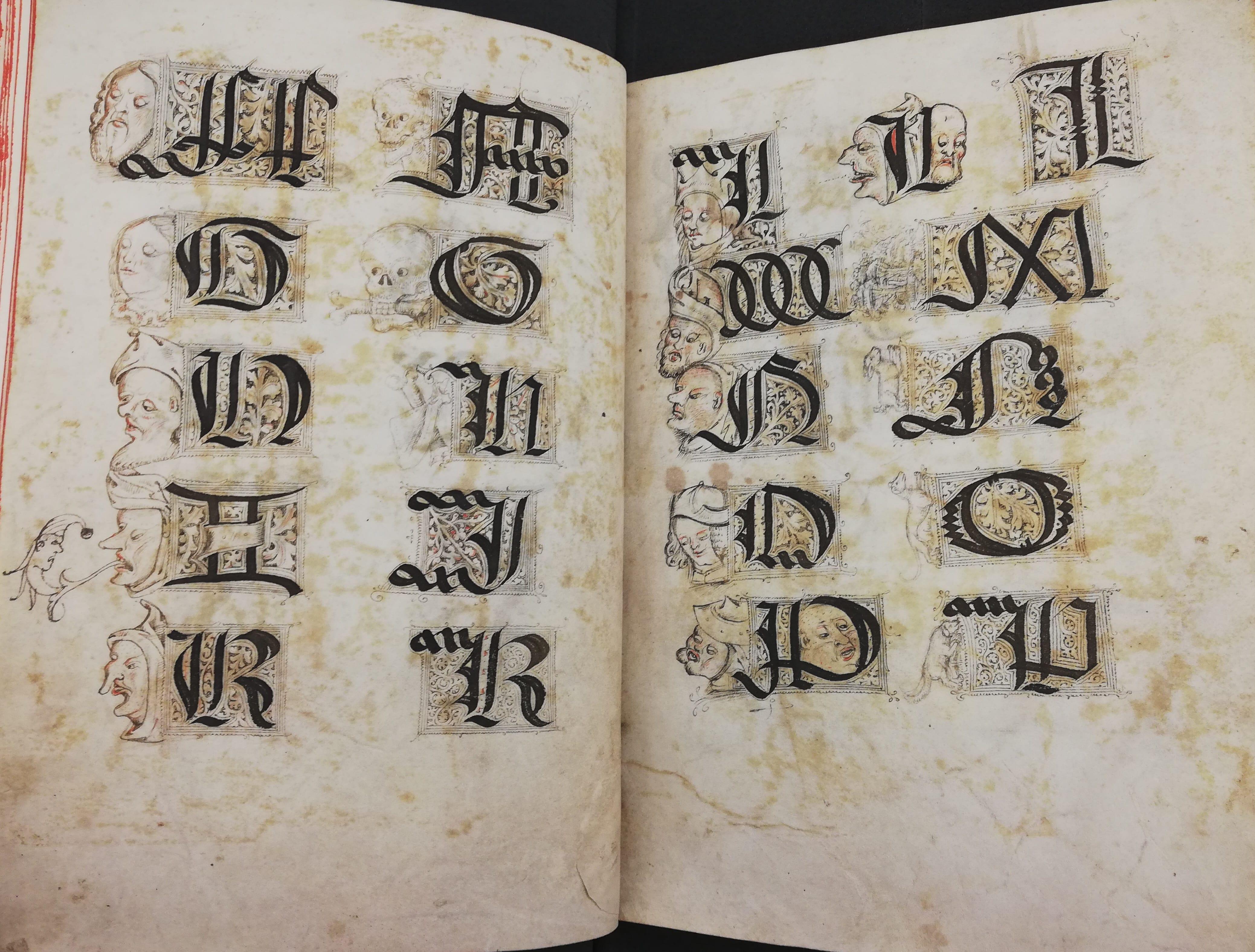 The art of the alphabet poem