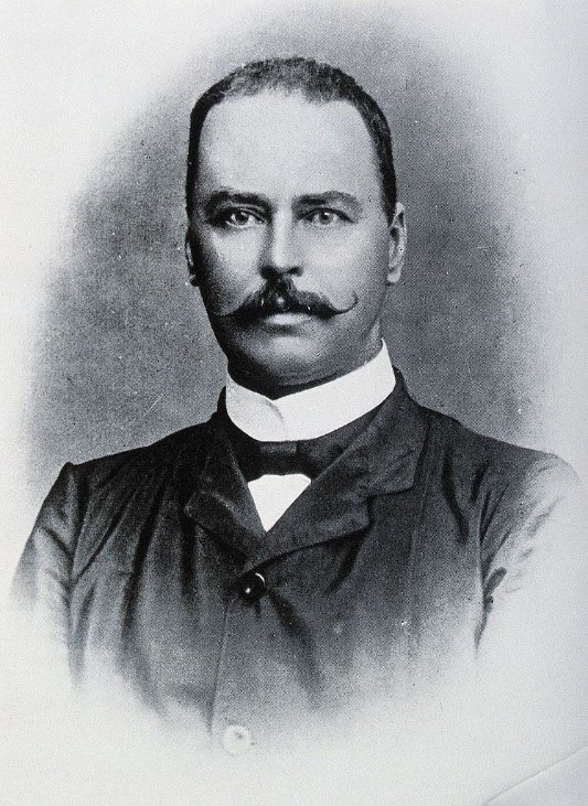 Photograph of Ronald Ross