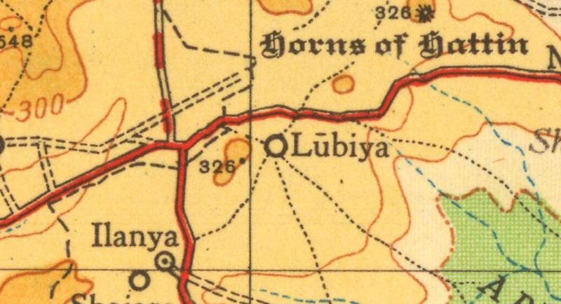 3. 1946 map
