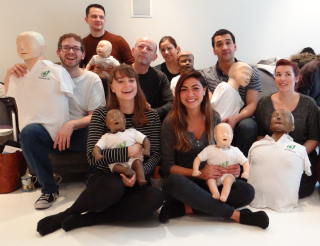 First Aid for Life Staff