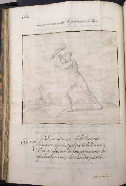 A manuscripts copy of leonardo's Leonardo's Trattato della Pittura