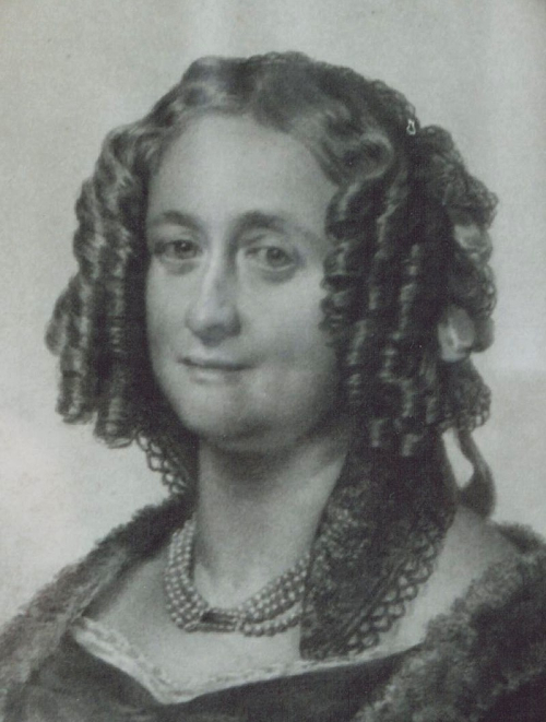 Pauline, Countess von Nostitz