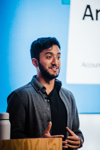Arjun Paliwal, Strategic Partner for the Facebook owned Family of Apps