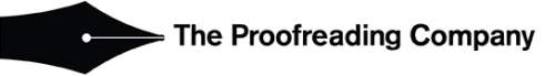 The Proofreading Company logo