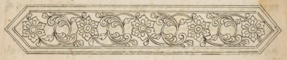 horizontal floral panel Add_ms_12346_f012r-dec