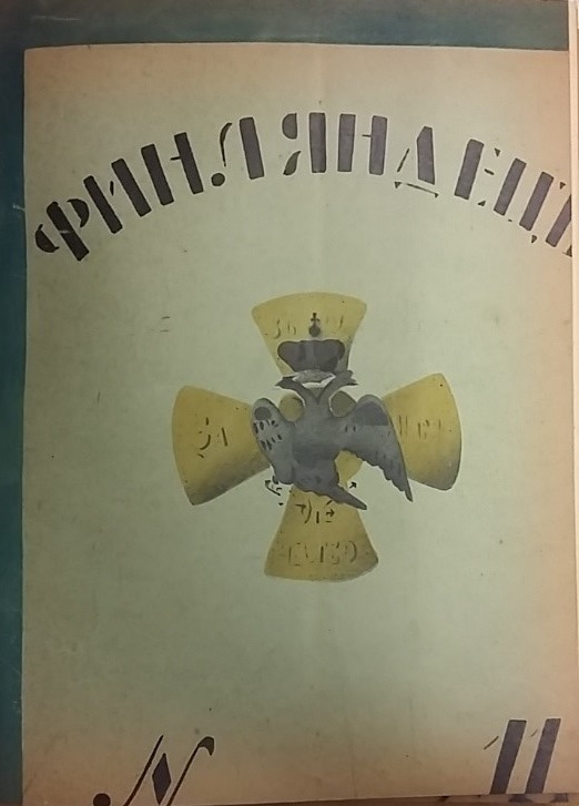 Finliandets striking cover design 3