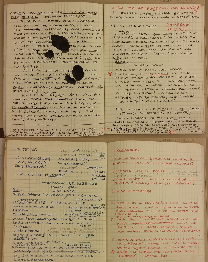 English and Drama blog: Manuscripts