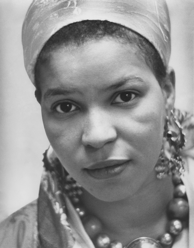 Ntozake_Shange _Reid_Lecture _Women_Issues_Luncheon _Women's_Center _November_1978_Crisco_edit