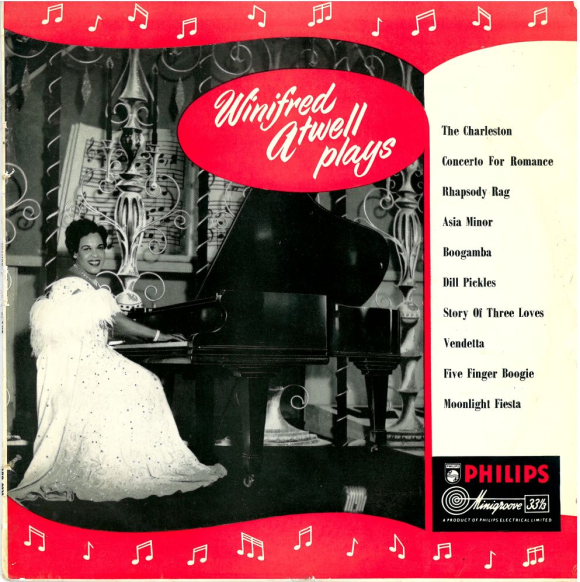 Winifred Atwell LP