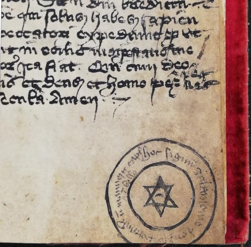 Image 2 [Seal of Solomon]