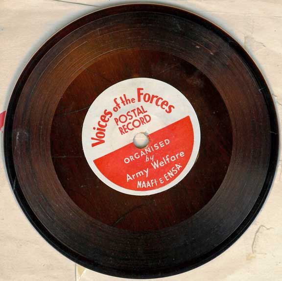 Voices of the Forces disc