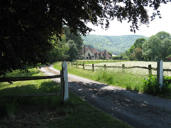 Photograph of Graffham, West Sussex
