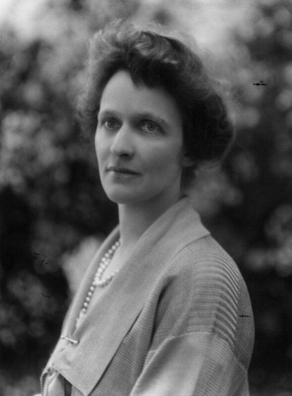 Photograph of Nancy Astor, Viscountess Astor 1923