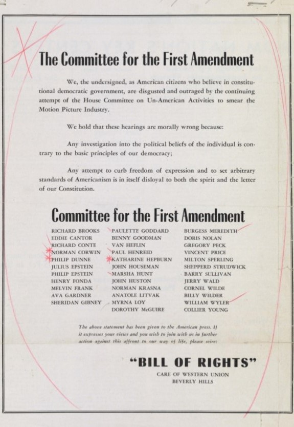 Redress petition cover