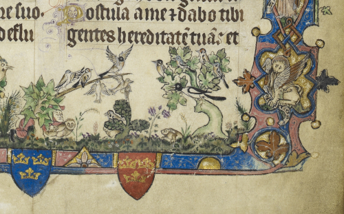 Cropped bas de page from Howard Psalter