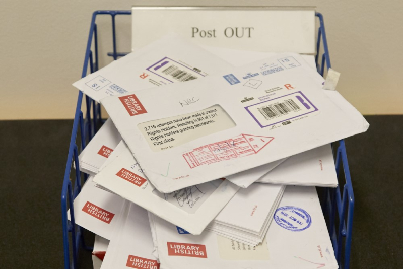 8 Permission letters to Rights Holders