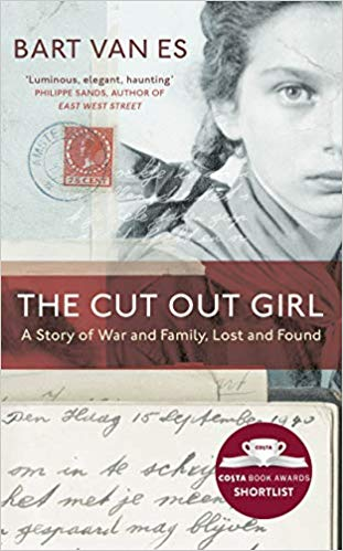 The cut out girl titlepage