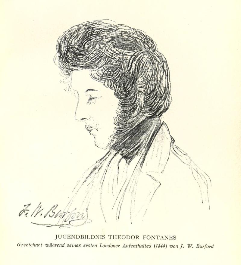 Fontane portrait 1844 (Ettlinger)