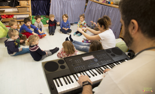 Bilingual Beats nursery