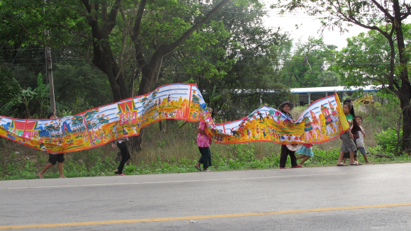 10 procession NBLP 2011 Sandra Cate