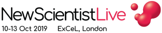 New Scientist Live 2019 logo
