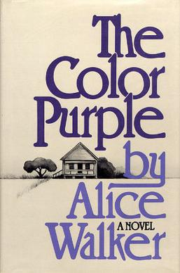Book cover of 'The Color Purple'
