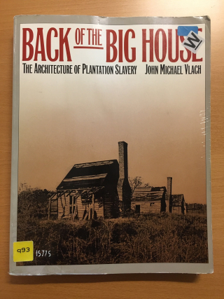 Cover of 'Back of the Big House'
