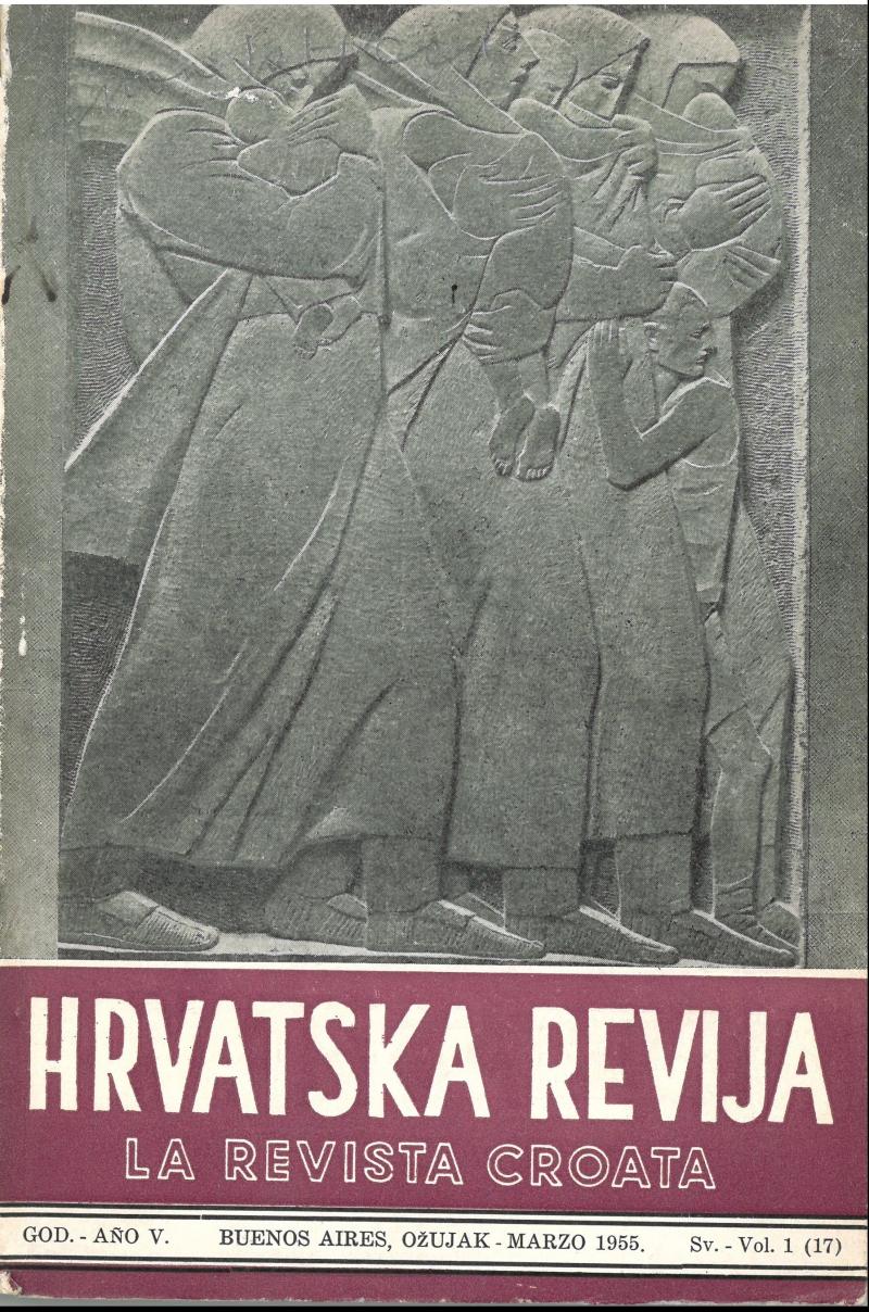 I Croatian Mothers P.P.7615.ch