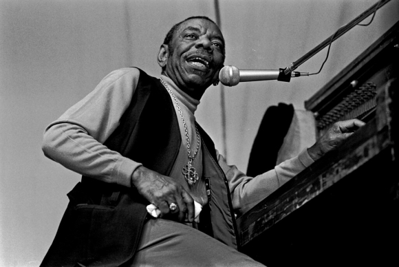 Photograph of Champion Jack Dupree